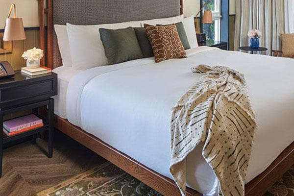 Rooms + Suites at The Balfour, Miami Beach