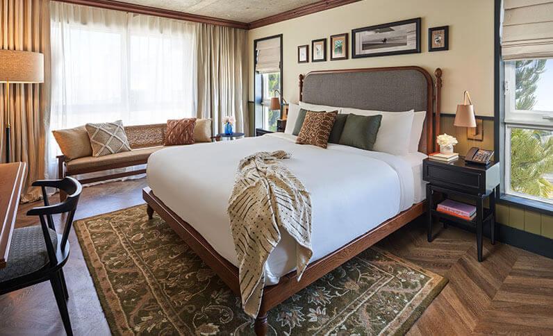 The Balfour Hotel - Queen Size Master Double Bedroom