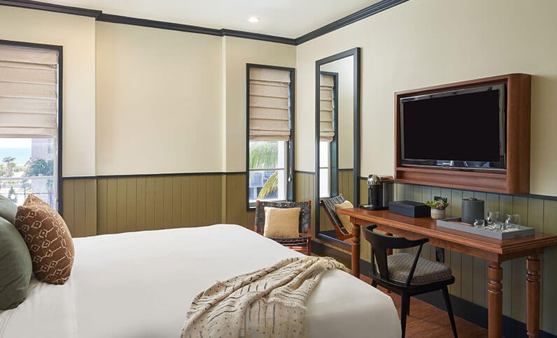 The Balfour Hotel - Rooms Overview