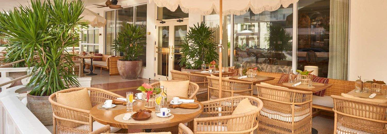 Dining The Balfour , Miami Beach