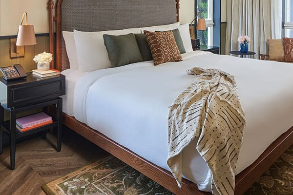 Junior Suite - One King Bed