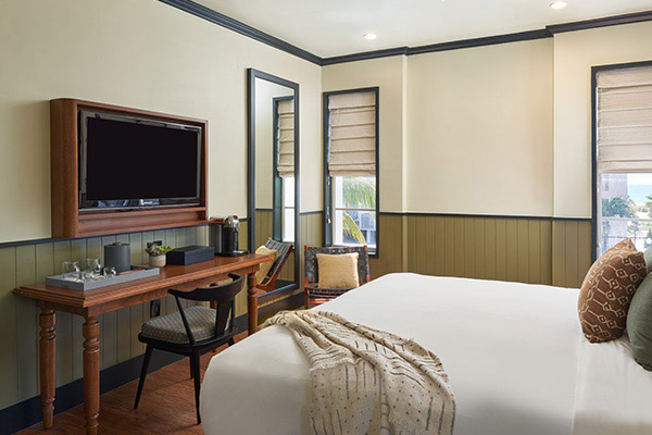 Superior Room - 1 King Bed